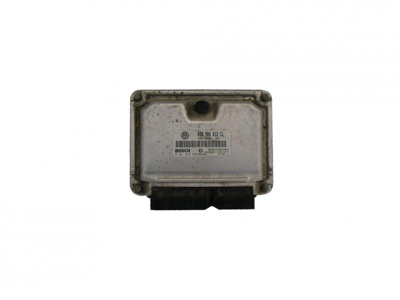 Řídící jednotka motoru 038907012CL/H/HC/F
