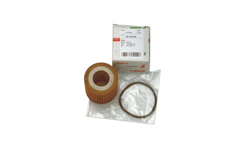 Filtr oleje FABIA, FABIA II, ROOMSTER 1.2 /vložka/ MANN TYP 03D1