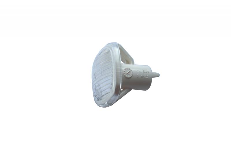 Blikač boční bílý 1U0949127A