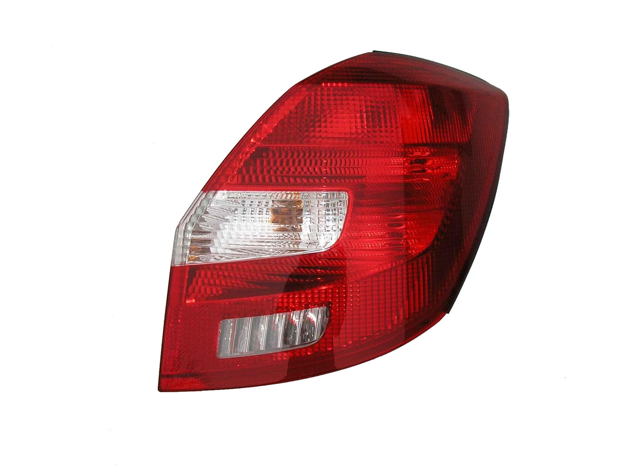 Světlo zadní koncové pravé Fabia II 5J6945112