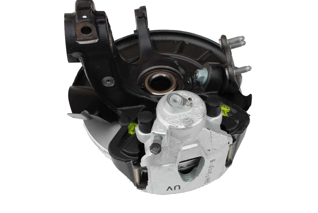 Těhlice/otoč/úplná pravá FABIA s ABS 1.2,1.4
