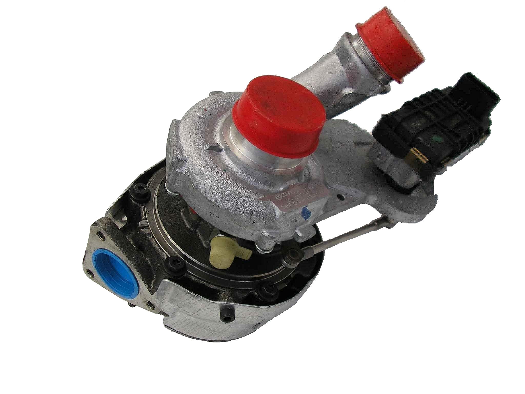 Turbodmychadlo turbo 4.2 TDi 057145721Q