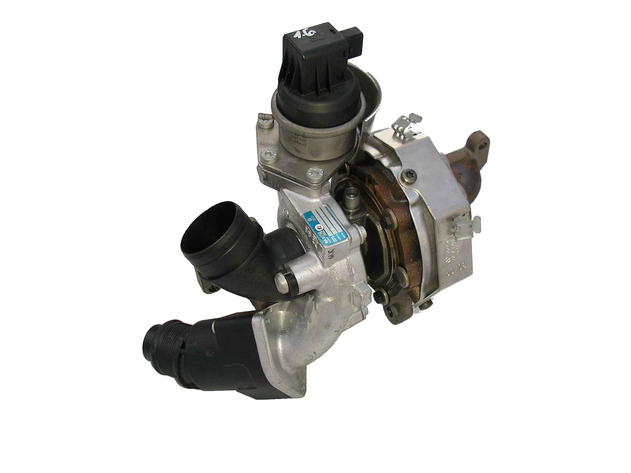 Turbodmychadlo turbo 1.6 TDi CRI Fabia Roomster 03L253016H