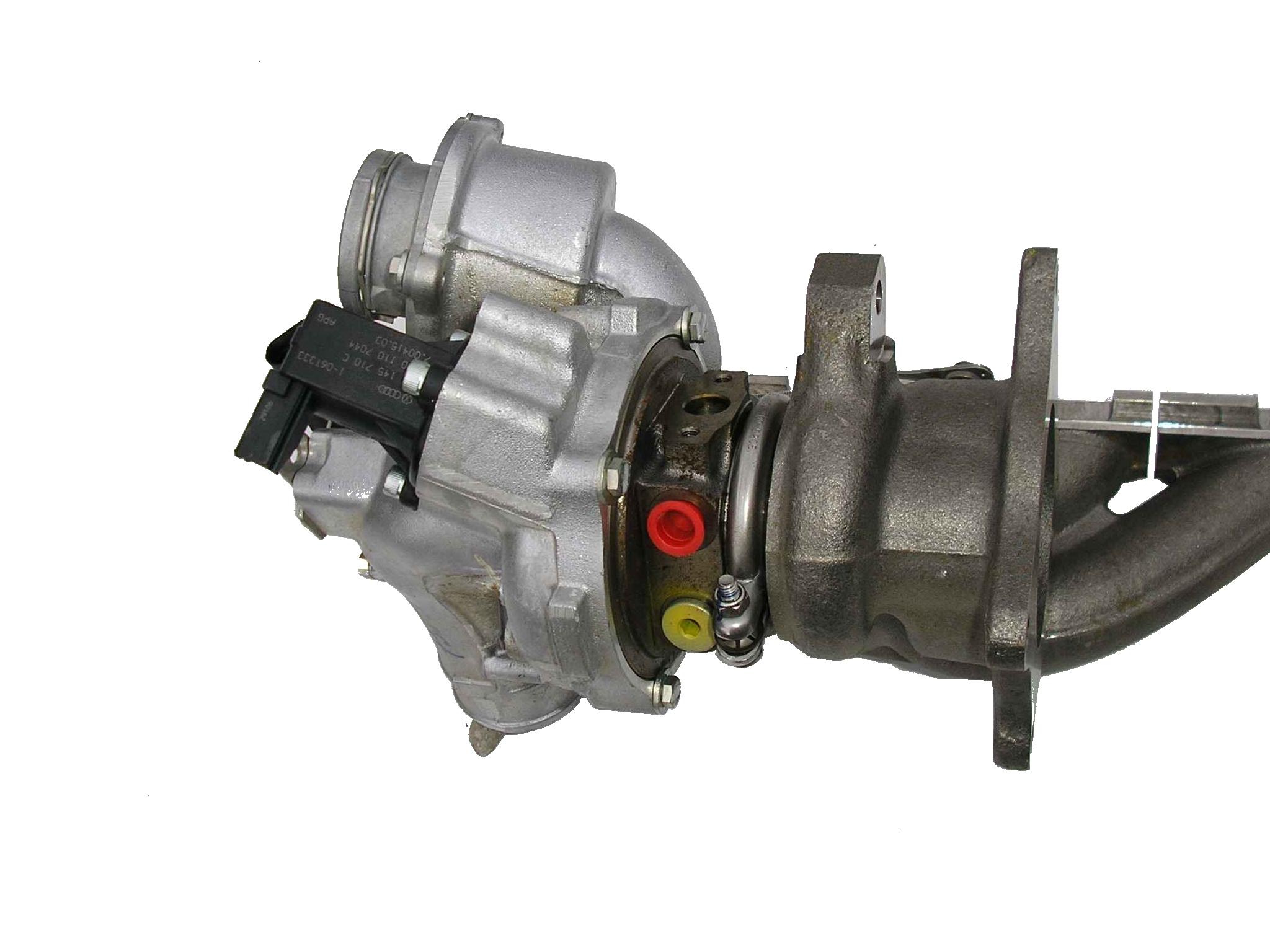 Turbodmychadlo Turbo 2.0 TFSi 06F145701H Octavia II