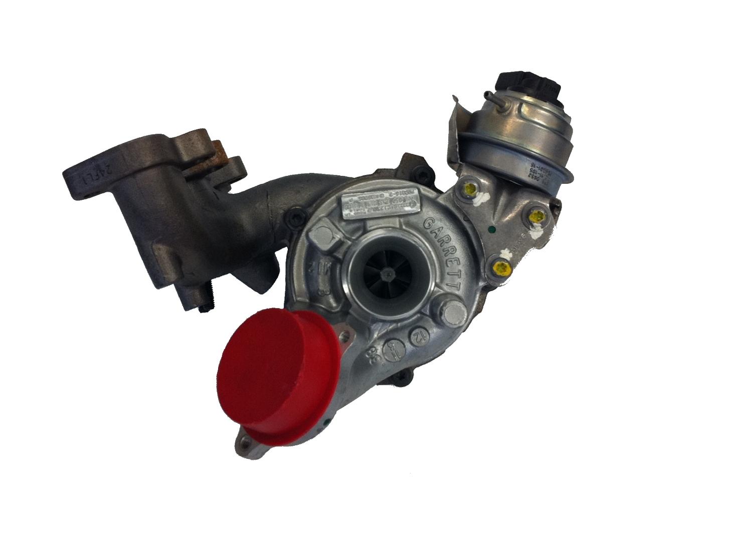 Turbodmychadlo turbo Fabia II, Roomster TDi 03P253019B
