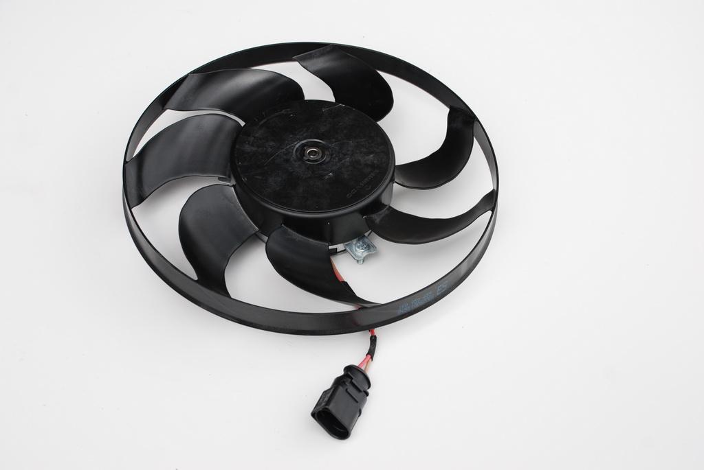 Ventilátor chladiče OCTAVIA II SUPERB II