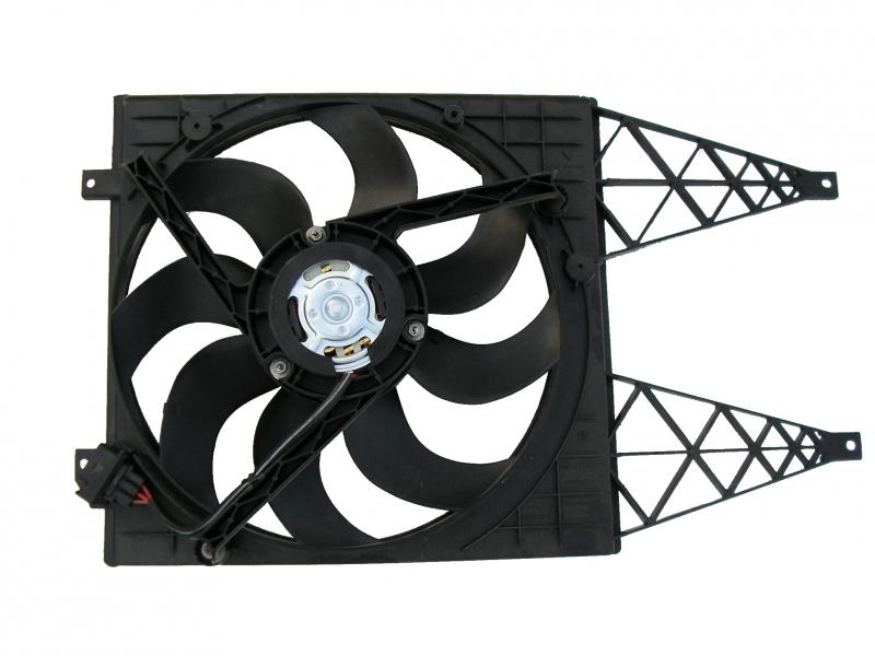 Ventilátor + sahara FABIA 6Q0959455AE