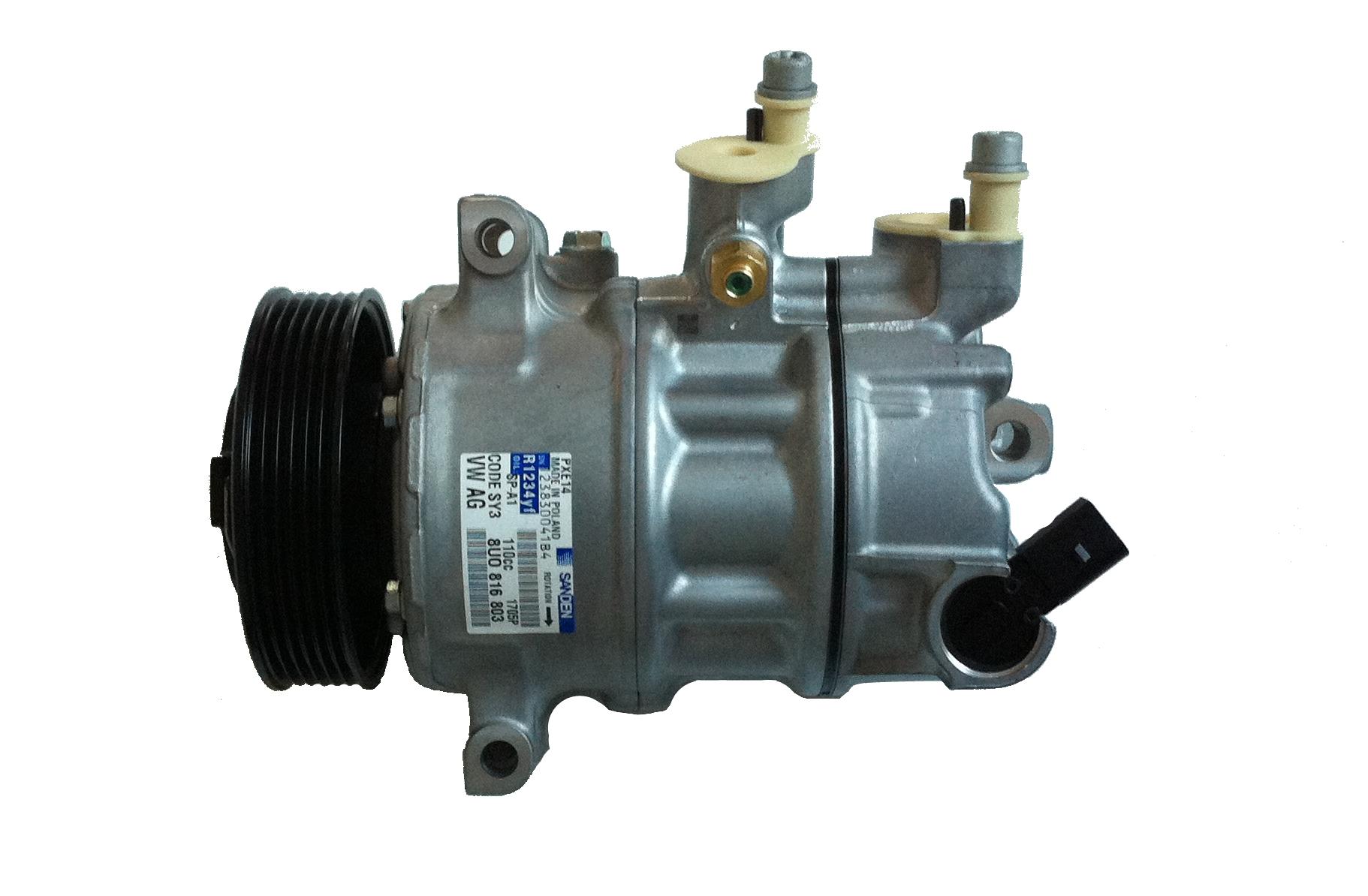 Kompresor klimatizace Sanden 8U0816803