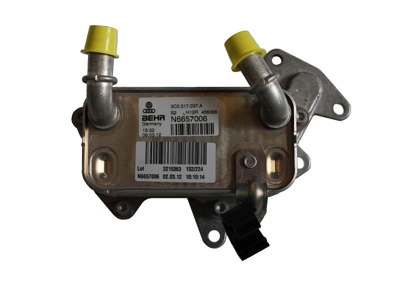 Chladič oleje DSG Octavia II Superb II 3C0317037A