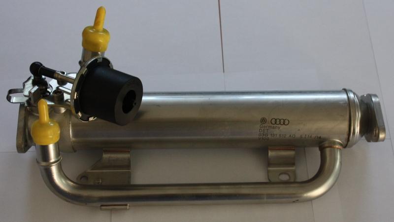 Chladič zpětného vedení spalin Octavia II 03L131512AQ