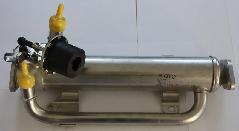 Chladič zpětného vedení spalin 03G131512AQ OE