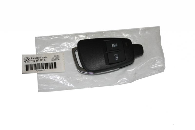 Dálkové ovládání nezávislé topení Webasto 7E0963511B