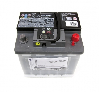 Autobaterie 12V 44Ah 360A  JZW915105C OE