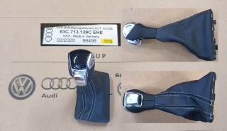Automatic shift lever handle Original Audi Q3 83C713139C EHE