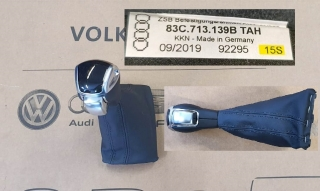 Automatic shift lever handle Original Audi Q3 83C713139B TAH