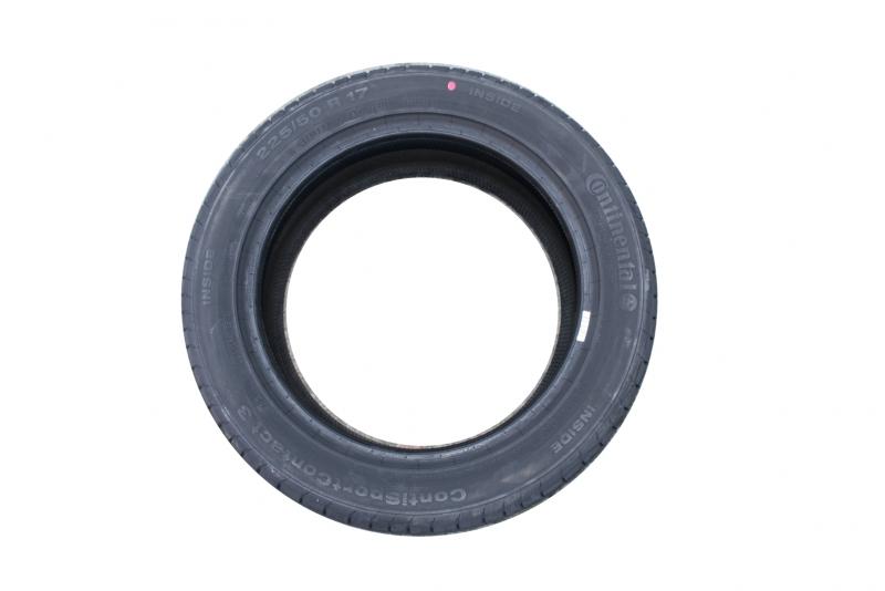 Sada letní pneu Continental Contisportcontact 3 225/50 R17