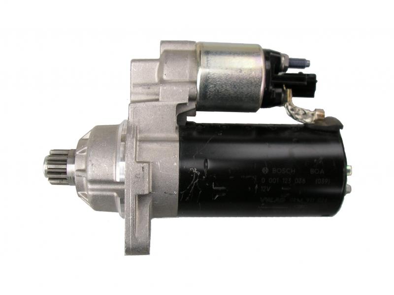 Starter spouštěč motoru 2.0 kW 02M911024P OE