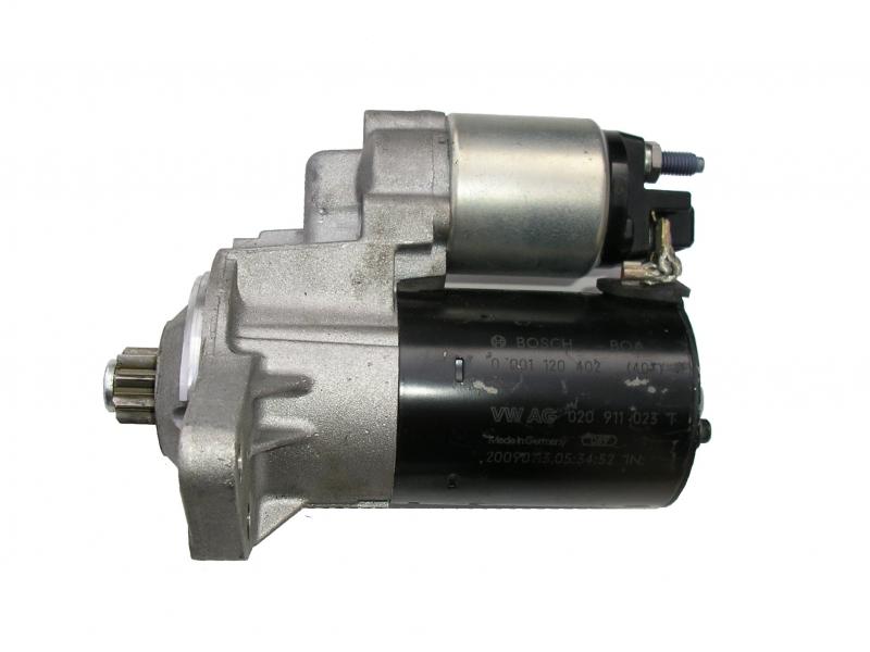 Starter spouštěč motoru OCTAVIA 020911023F