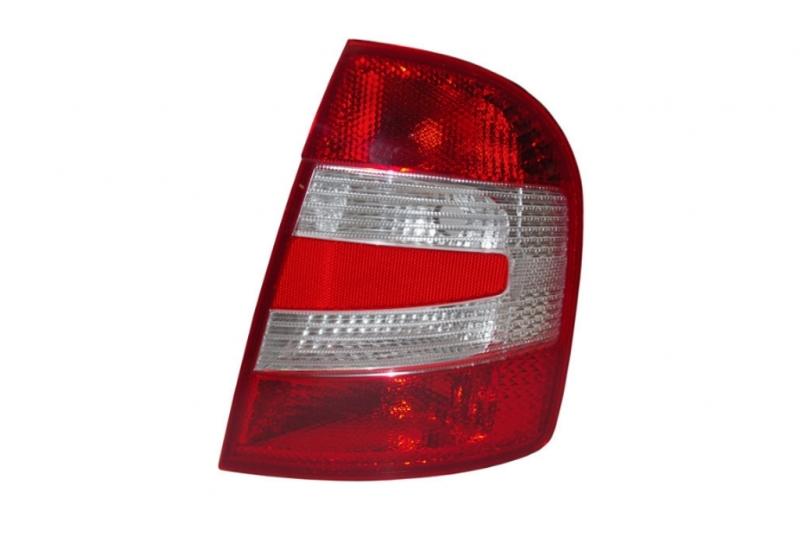 Světlo Škoda Fabia zadní pravé od r. 2004 záď splývavá 6Y6945112C