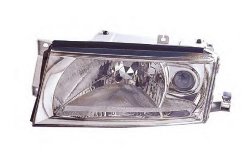 Světlomet přední levý Škoda Octavia s mlhovkou 1U1941017P D+