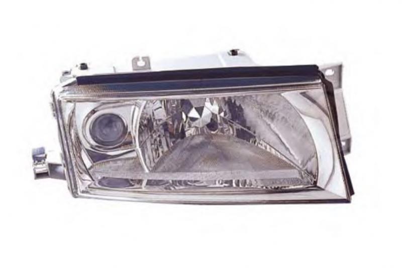 Světlomet přední pravý Škoda Octavia s mlhovkou 1U1941018P D+