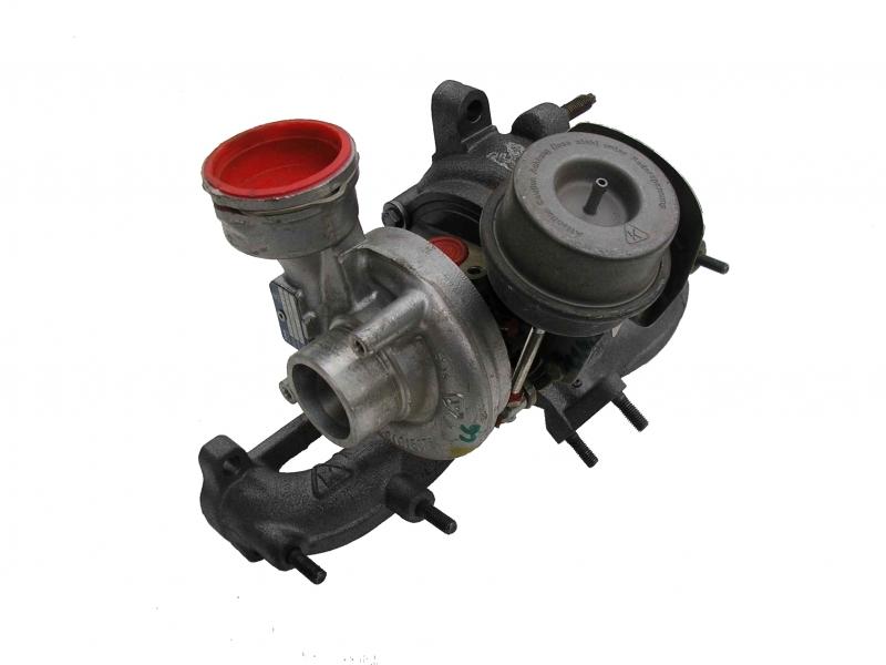 Turbodmychadlo turbo 1.9 TDi Octavia 038253016N 038253010H