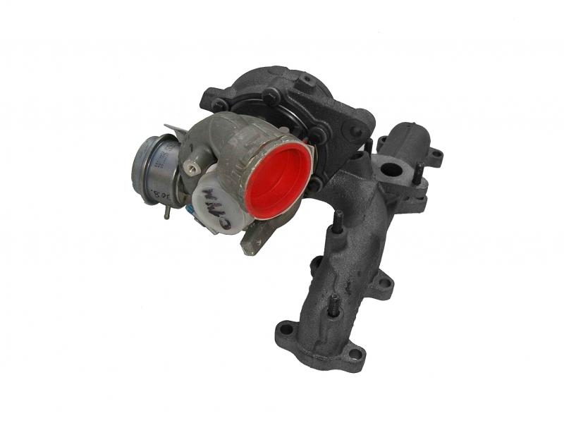 Turbodmychadlo turbo 1.9 TDi DPF OCTAVIA II, SUPERB II greenline