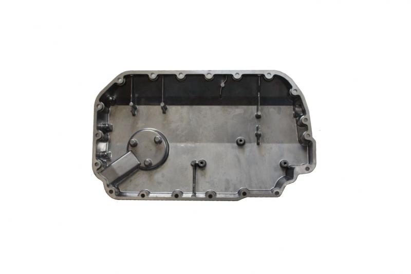 Víko motoru spodní vana olejová Superb 2.5 059103604F
